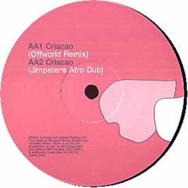 Square One CRIACAO Vinyl Record