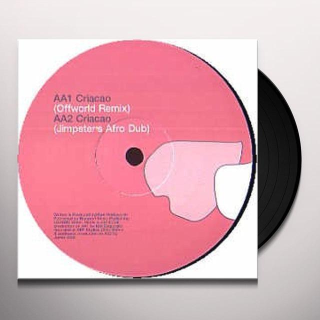 Square One CRIACAO Vinyl Record - UK Import
