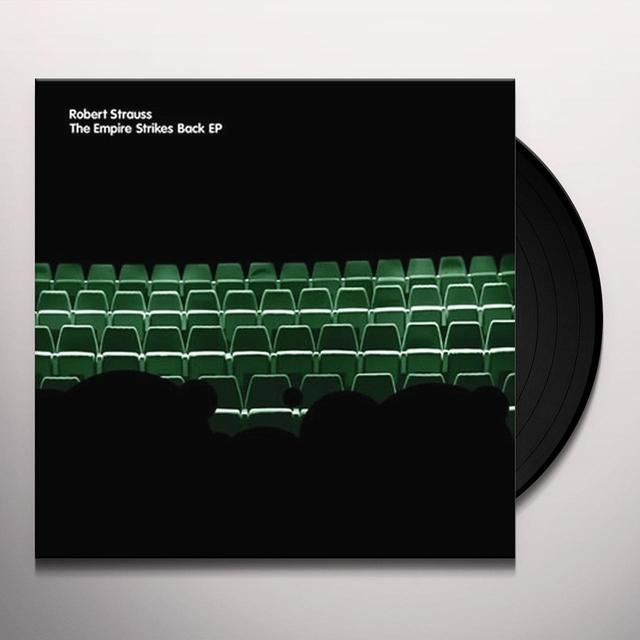 Robert Strauss EMPIRE STRIKES BACK Vinyl Record - UK Import