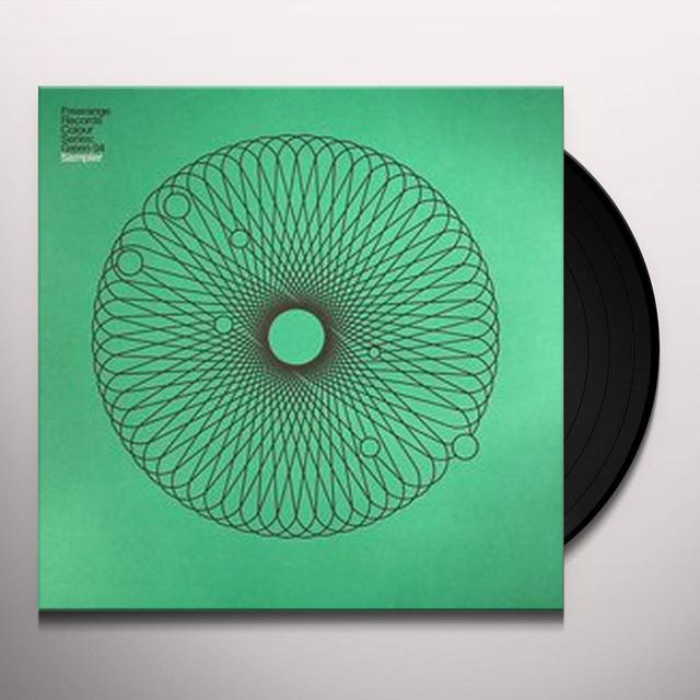 COLOUR SERIES: GREEN 04 / VARIOUS Vinyl Record - UK Import