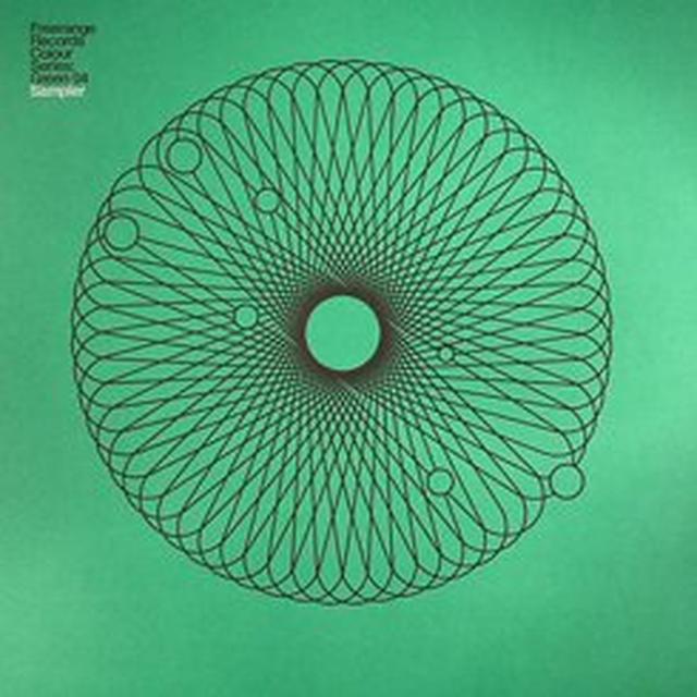 COLOUR SERIES: GREEN 04 / VARIOUS Vinyl Record - UK Import