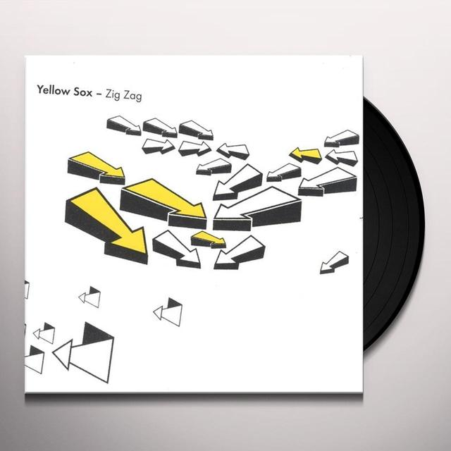 Yellow Sox ZIG ZAG Vinyl Record - UK Import