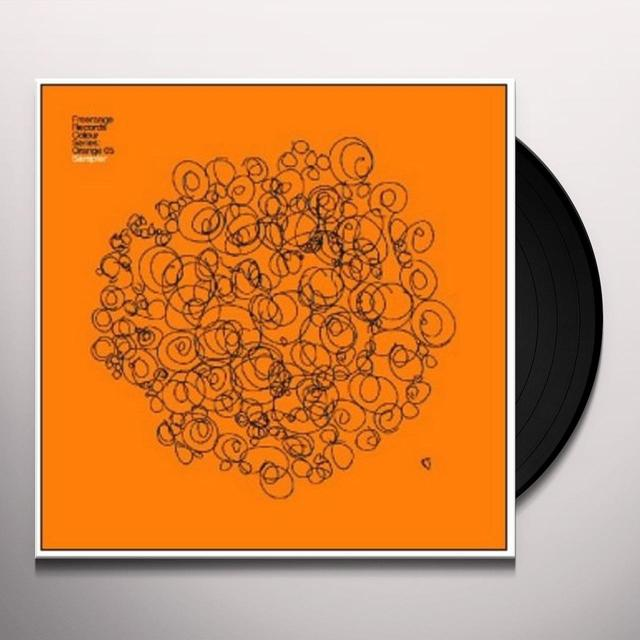 COLOUR SERIES: ORANGE 05 / VARIOUS Vinyl Record