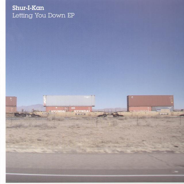 Shur I Kan LETTING YOUR DOWN Vinyl Record