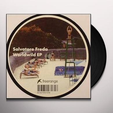 Salvatore Freda WORLDWILD (EP) Vinyl Record