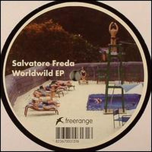 Salvatore Freda WORLDWILD (EP) Vinyl Record