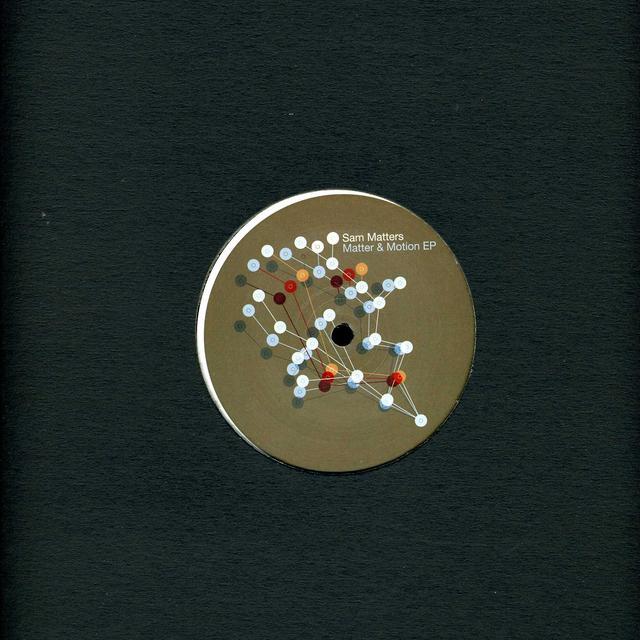 Sam Matters MATTER & MOTION Vinyl Record