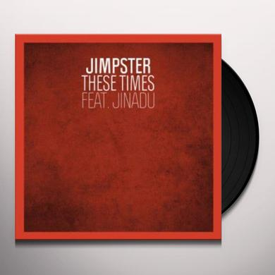 Jimpster THESE TIMES Vinyl Record
