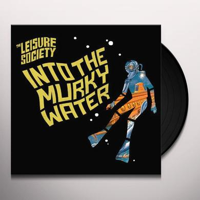 The Leisure Society INTO THE MURKY WATER Vinyl Record - UK Import