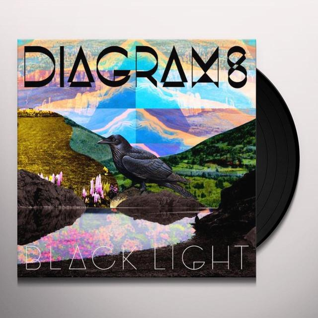 Diagrams BLACK LIGHT Vinyl Record - UK Import