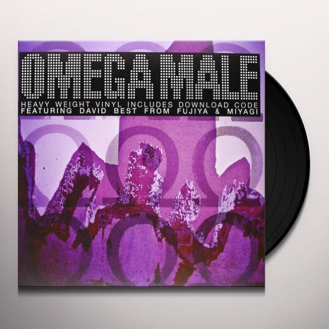 OMEGA MALE Vinyl Record - UK Import