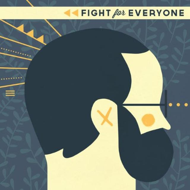 The Leisure Society FIGHT FOR EVERYONE Vinyl Record
