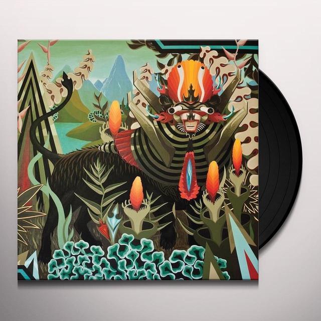 Lumerians HIGH FRONTIER Vinyl Record