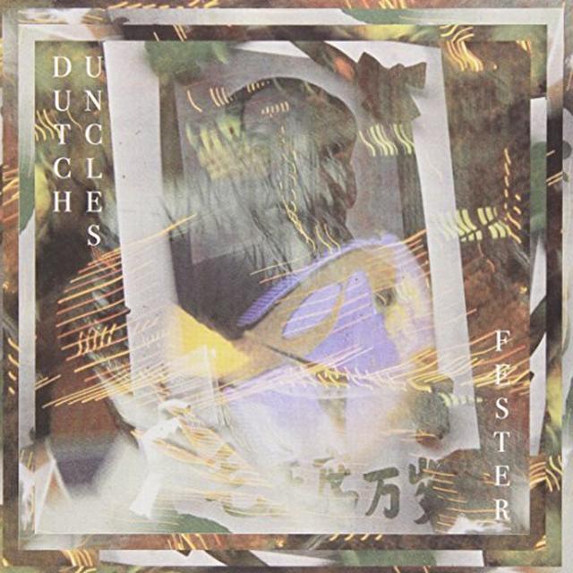 Dutch Uncles FESTER Vinyl Record
