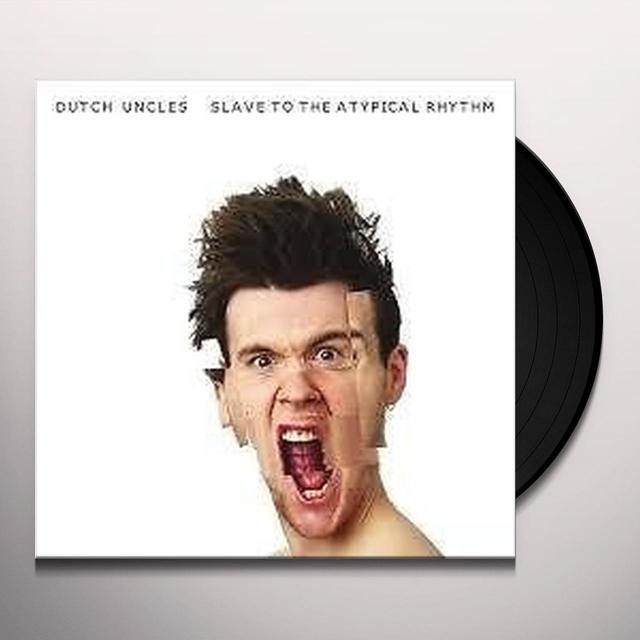 Dutch Uncles SLAVE TO THE ATYPICAL RHYTHM Vinyl Record