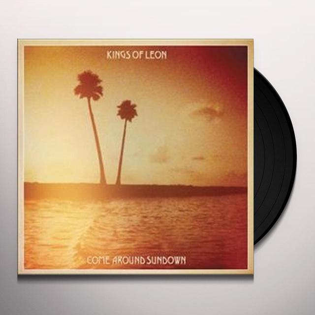 Kings Of Leon COME AROUND SUNDOWN Vinyl Record - 180 Gram Pressing