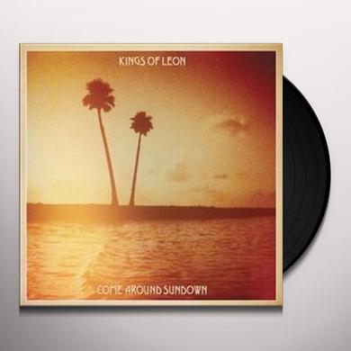 Kings Of Leon COME AROUND SUNDOWN Vinyl Record
