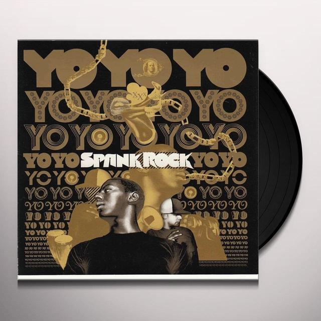 Spank Rock YOYOYOYOYO Vinyl Record