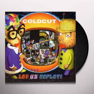 Coldcut LET US REPLAY Vinyl Record