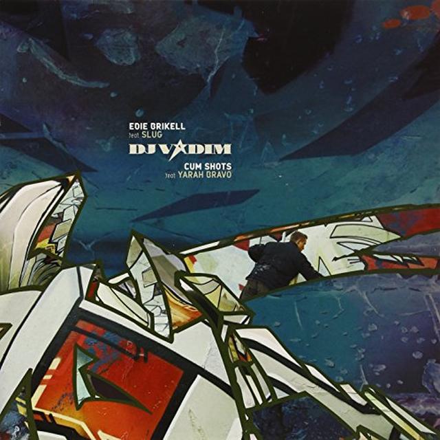 Dj Vadim EDIE BRIKELL Vinyl Record - UK Import
