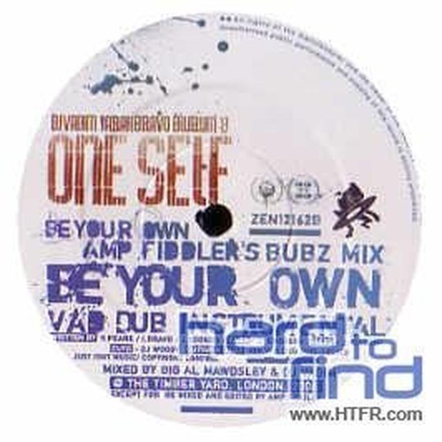 Dj Vadim Presents One Self BE YOUR OWN INC AMP FIDDLER REMIX Vinyl Record