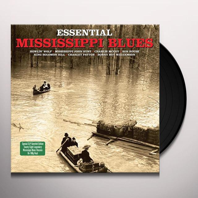 ESSENTIAL MISSISSIPPI BLUES / VARIOUS Vinyl Record