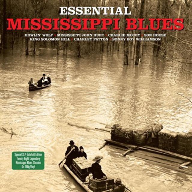 Essential Mississippi Blues / Various