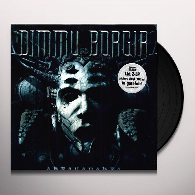 Dimmu Borgir ABRAHADABRA Vinyl Record - Holland Import