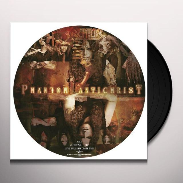 Kreator PHANTOM ANTICHRIST Vinyl Record