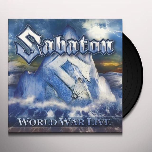 Sabaton WORLD WAR LIVE: BATTLE OF THE BALTIC SEA 2 Vinyl Record