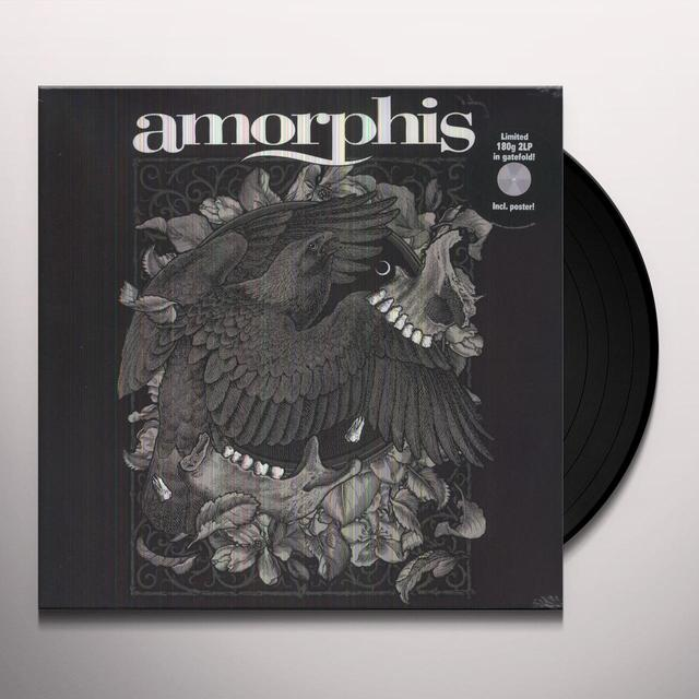 Amorphis CIRCLE Vinyl Record - Holland Import
