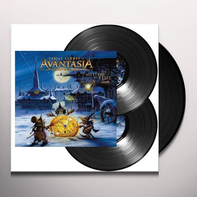 Avantasia MYSTERY OF TIME Vinyl Record