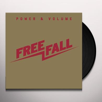 Free Fall POWER & VOLUME Vinyl Record