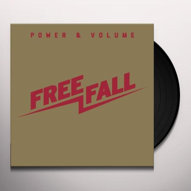 Free Fall POWER & VOLUME Vinyl Record