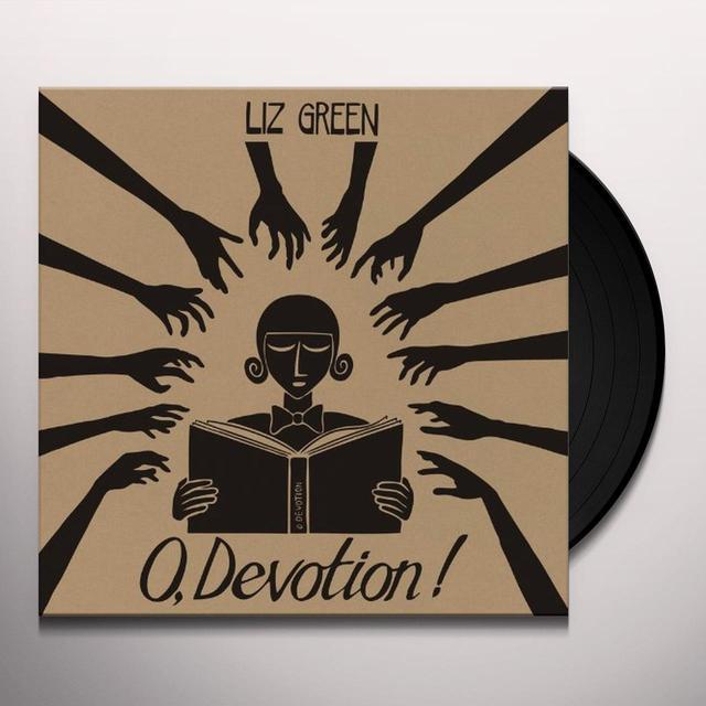 Liz Green O DEVOTION Vinyl Record