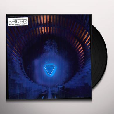 Enter Shikari FLASH FLOOD OF COLOUR Vinyl Record - UK Import