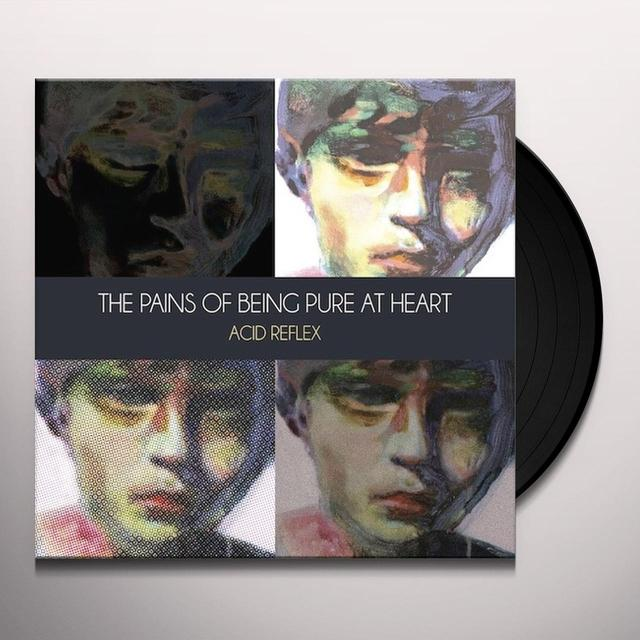 The Pains Of Being Pure At Heart ACID REFLEX Vinyl Record