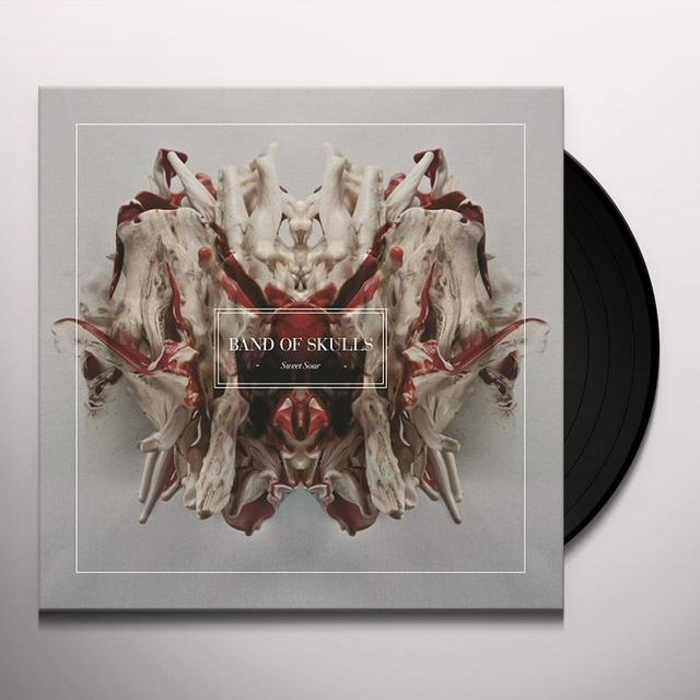 Band Of Skulls SWEET SOUR Vinyl Record