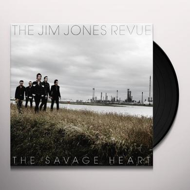 The Jim Jones Revue SAVAGE HEART Vinyl Record