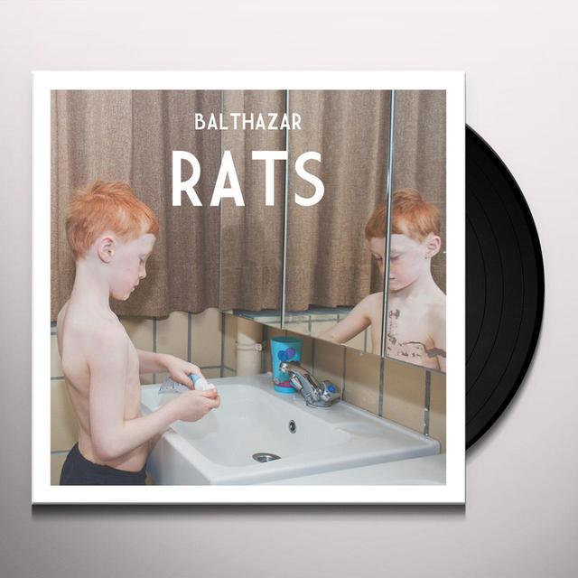 Balthazar RATS Vinyl Record