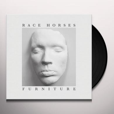 Race Horses FURNITURE Vinyl Record
