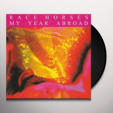 Race Horses MY YEAR ABROAD Vinyl Record - UK Import