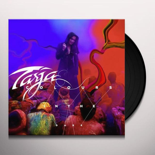 Tarja COLOURS IN THE DARK Vinyl Record