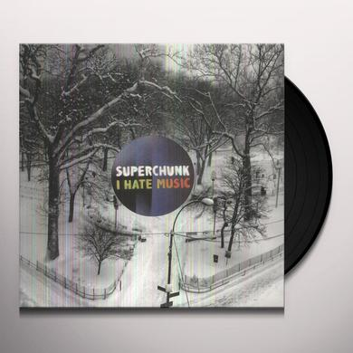 Superchunk I HATE MUSIC Vinyl Record