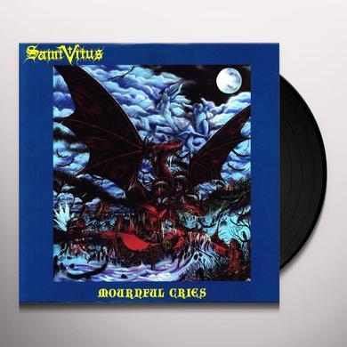 Saint Vitus MOURNFUL CRIES Vinyl Record