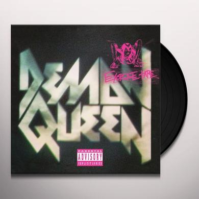 Demon Queen EXORCISE TAPE Vinyl Record