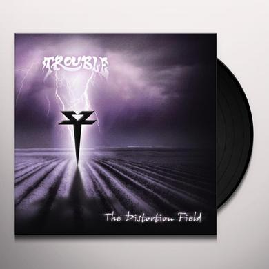 Trouble DISTORTION FIELD Vinyl Record