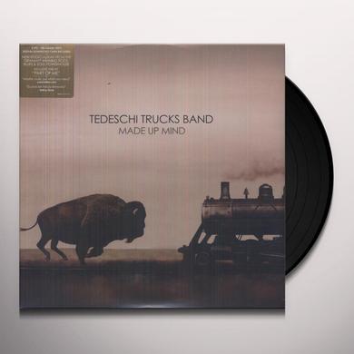 Tedeschi Trucks MADE UP MIND Vinyl Record