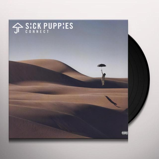 Sick Puppies CONNECT Vinyl Record
