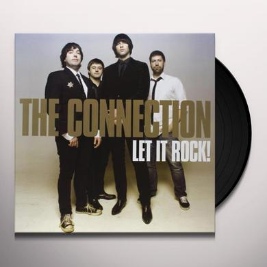 Connection! LET IT ROCK Vinyl Record